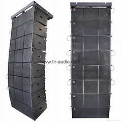"Dual 12"" Powerful 3 Way Passive Line Array Speaker"