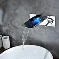 Bathroom Chrome Finish Wall Mounted LED