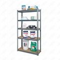 5 Garage Shelf Storage Rack Unit