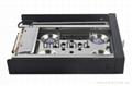 "unestech2.5"" 1盘位,ST2511防震型硬盘抽取盒 2"