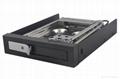 "unestech2.5"" 1盘位,ST2511防震型硬盘抽取盒 5"