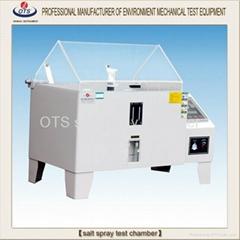 Salt spray chamber and salt spray testing machine