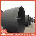 JCOE SAWL carbon steel welded pipe ROLL