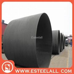 JCOE SAWL carbon steel welded pipe ROLL BENDING