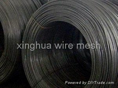 Global high strength black iron wire