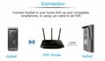AlyBell H.264 720P Wifi doorbell camera wireless Video Doorbell system Support i 1