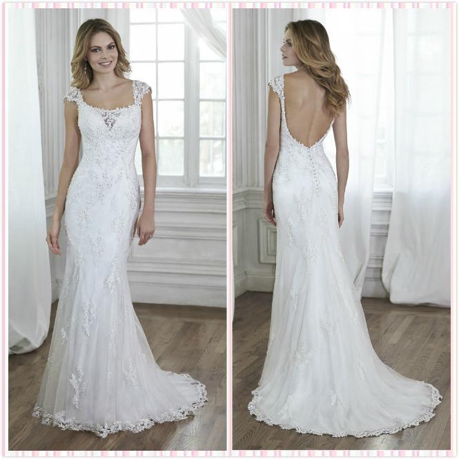Bridal Lace gown-Aline 1