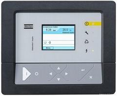 atlas copco air screw compressor Elektronikon regulator PLC module controller