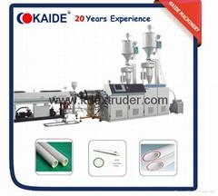 Glassfiber PPR pipe making machine