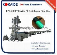 4 Layers PPR-GF-PPR Pipe Making Machine