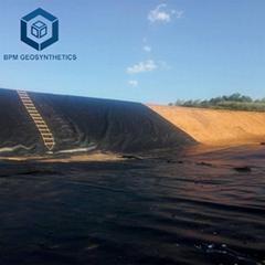HDPE Plastic Liner Sheet Geomembrane for Dam