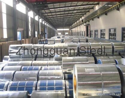 High Quality PPGI,PPGL Steel Coil 1