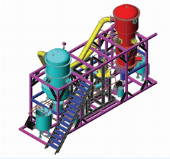 升膜蒸发器