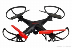 RTF drone helicopter wit