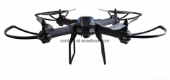 WiFi fpv drone with camera, fpv racing drone with HD camera and rc battle drone