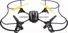 2.4G Professional RC Drone and Quad copter With HD Camera, racing drone