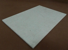 Anti-static photosensitive  glass-fiber sheet