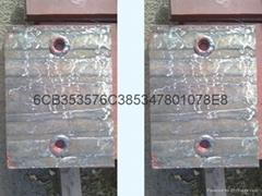 高鉻合金耐磨板