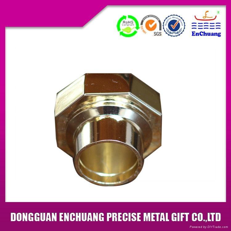 High Precision Zinc Alloy Perfume Cap 3