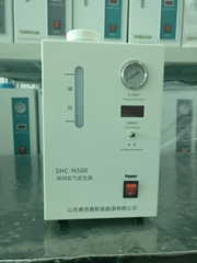 SHC-N300 mini nitrogen generator 99.999% analytical purity for GC carrier gas