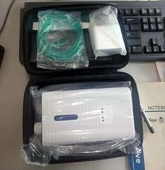 mini portable hydrogen inhaler hydrogen breathing machine with lithium battery
