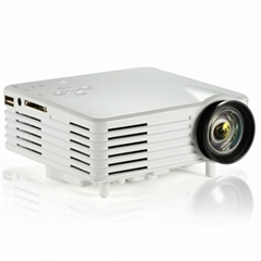 Mini Projector for the Home use Support 720P Smart Phone  Tablet PC projector
