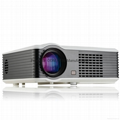 Home theater LED Projector S200 double HDMI  USB  800*480P