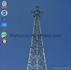 Hebei Zhuoxin Steel Tower Co , Ltd