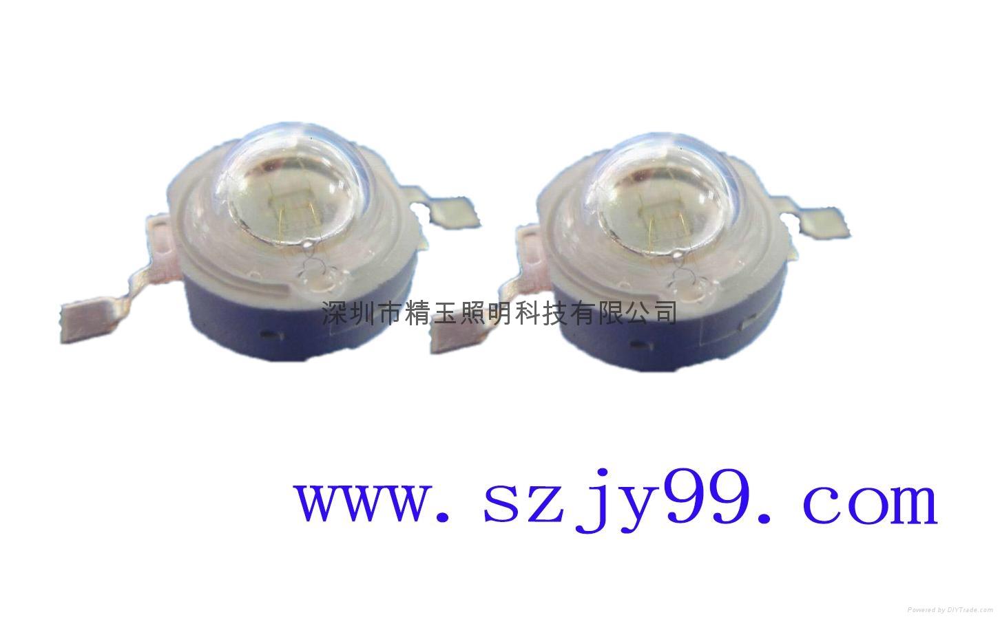 大功率LED蓝光灯珠 1