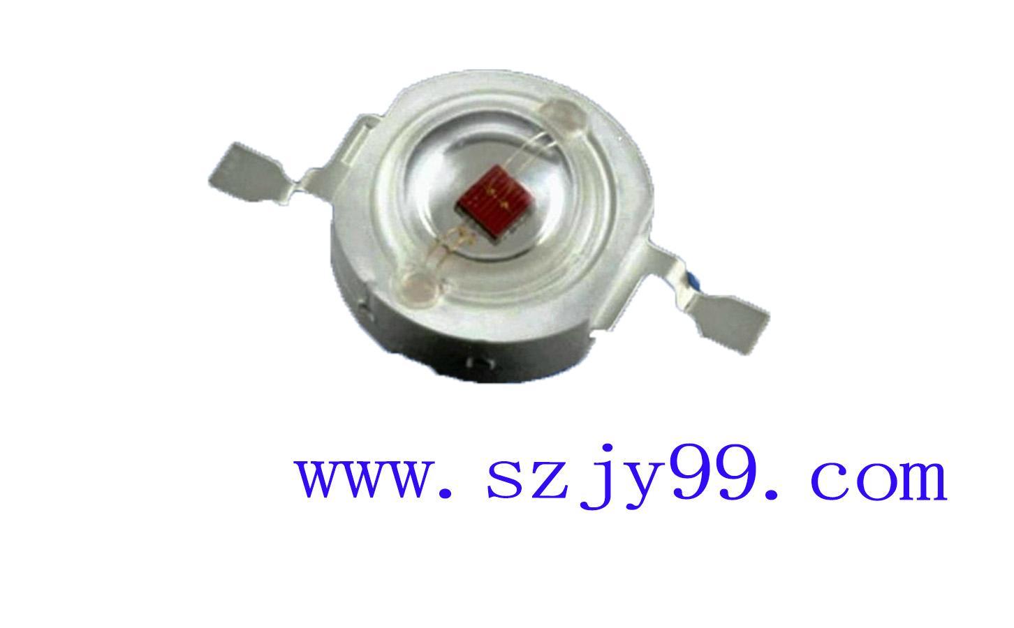 大功率紅光LED燈珠 1