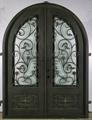 mental insulated doors
