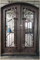 鐵藝別墅門