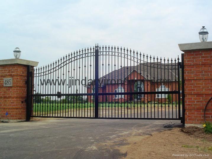 fence gate 1