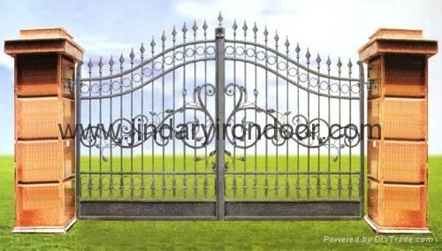 iron gates designs 1