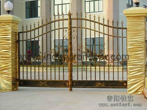 metal gates 1