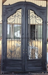 Iron Doors - Iron Gates - Security Door - Quality, Style & Craftsmanship (Hot Product - 1*)
