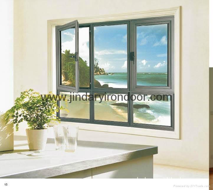 Aluminum windows  1