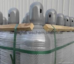 Tungsten Hexafluoride  - ( WF6 )