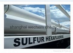 Sulfur Hexafluoride - ( SF6 )