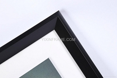 Best selling hot chinese products custom design pure white square ps photo pictu