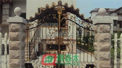 鐵藝大門1