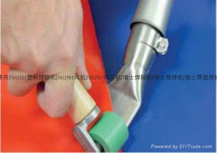 CH6060焊槍型號TRIACST塑料熱風焊接專用焊槍 2