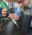 CH6060 hot air welding torch model TRIACST special plastic gun 5