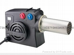 CH6060 hot air Leister leister latest air source comes Heaters