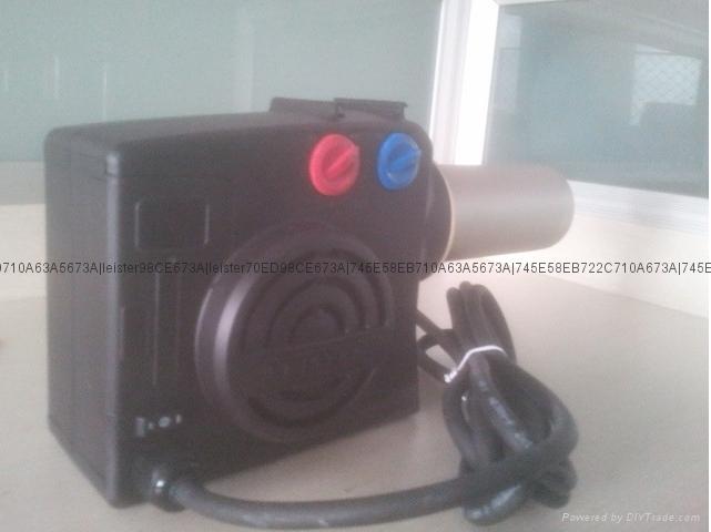 CH6060热风机莱丹leister  自带风源热风机 5