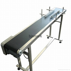 conveyor system for industrial inkjet printer