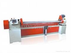 SJQ-2D paper tube recutter