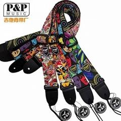 P&P MUSIC吉他背带批发