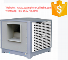 centrifugal fan industrial evaporative air cooler