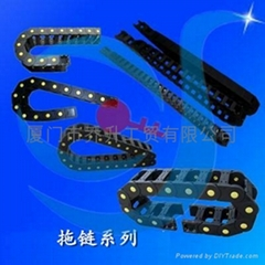 工程塑料拖链坦克链